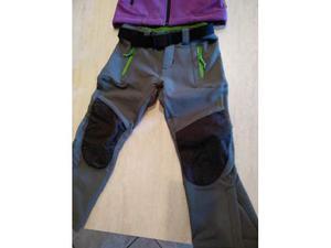 Abbigliamento tecnico bambino montagna e neve