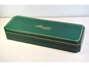 BREGUET scatola per orologi da uomo - NUOVO con copri