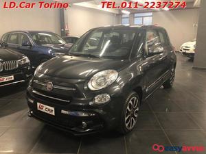 """Fiat 500l  cv mirror + navi pack city c.17"""" benzina,"""