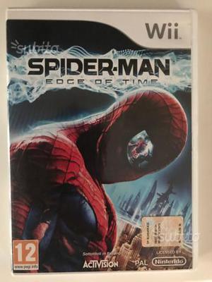 Gioco per Wii: Spider Man