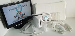 Nintendo Wii Con Giochi E Balance Bord