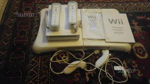 Nintendo Wii con Balance Board, Giochi e Accessori
