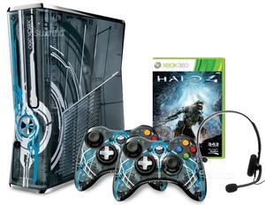 Xbox 360 slim 320 gb limited edition + 6 giochi