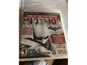 Batman Arkham Origins Sony PS3