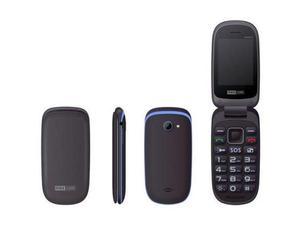 """Maxcom mm818 - móvil tipo concha con pantalla de 2.4"""" y"""