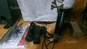 Nintendo Wii nera con accessori e giochi originali