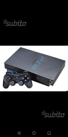 Playstation Ps 2 come nuova con 4 giochi