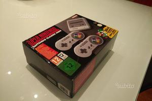 Super Nintendo Classic Mini ancora imballato