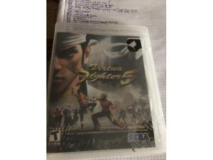 Virtua Fighter 5 Sony PS3