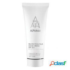 Alpha-h protection plus crema mani spf50+ 100 ml