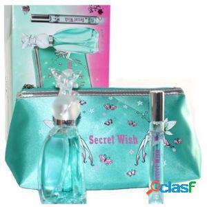 Anna sui secret wish set regalo 50ml edt + 10ml edt
