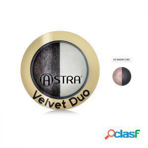 Astra ombretto velvet duo 05 smoky chic