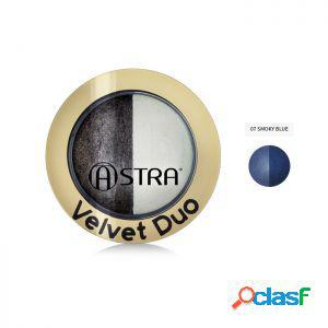 Astra ombretto velvet duo 07 smoky blue