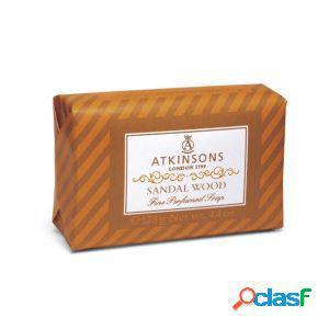 Atkinsons fine parfumed soap sapone profumato sandal wood