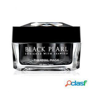 Bellapierre precious black pearls maschera termale