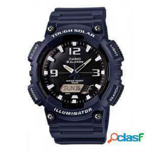 Casio orologio uomo aq-s810w-2a2vdf tough solar collezione