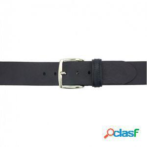Cintura elio 40 mm blu scuro/125 cm made in italy produzione
