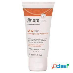 Clineral skinpro crema viso lenitiva 50 ml