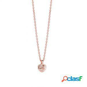 Collana donna guess ubn21610 rose gold