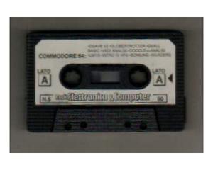 """Commodore 64 """"Radio Elettronica e Computer"""""""