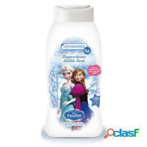 Disney frozen bagnoschiuma al profumo di muschio bianco 250