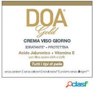Doa gold crema viso giorno idratante 50 ml