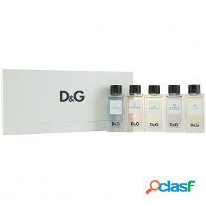 Dolce & gabbana the collection mini set 5 x 20 ml (1 le