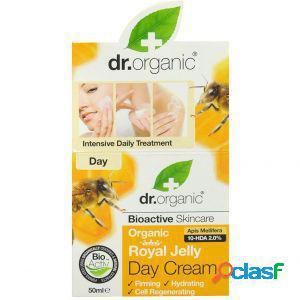 Dr. organic royal jelly day cream crema viso giorno 50ml