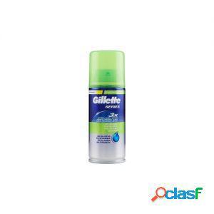 Gillette series gel pelli sensibili gel da barba 75 ml