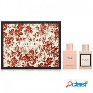 Gucci bloom set regalo 50 ml edp + 100 ml lozione corpo