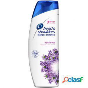 Head shoulder shampoo antiforfora nutriente 250 ml