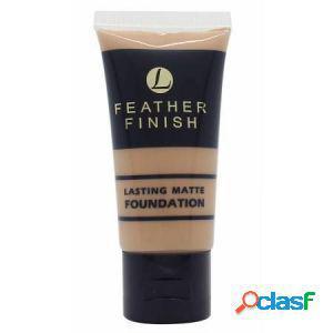 Lentheric feather finish lasting matte foundation 30ml soft