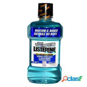 Listerine natural white protection artic mint 250 ml