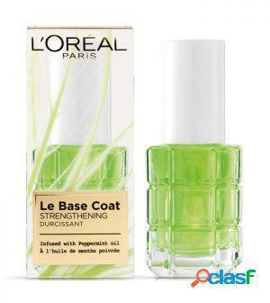L'oreal rinforzante unghie le base coat manicure ad olio di