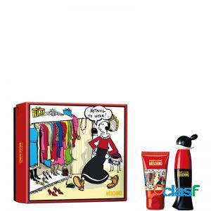 Moschino cheap and chic confezione regalo profumo 30ml +