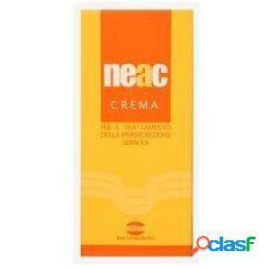 Neac crema 25ml trattamento per oleosita cutanea bier