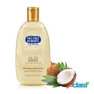 Neutro roberts neutro doccia schiuma olio di cocco 250ml