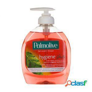 Palmolive hygiene plus sapone liquido antibatterico 300 ml