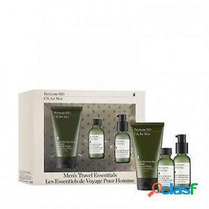 Perricone md cbx for men travel confezione set regalo 150 ml