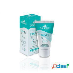 Sauber deodorante deodry gel 25 ml