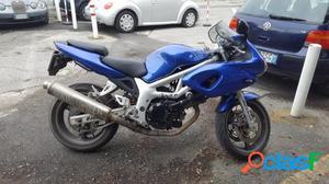 Suzuki SV 650 S benzina in vendita a Fiumicino (Roma)