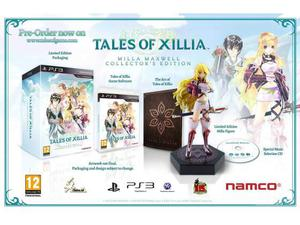Tales of Xillia Collector's Edition PS3