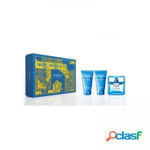 Versace eau fraiche set regalo eau de toilette 50ml + shower