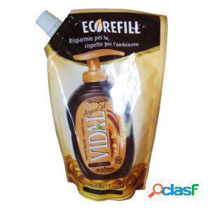 Vidal sapone liquido argan ricarica 500 ml