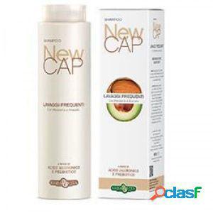 new cap shampoo lavaggi frequenti 250 ml erba vita