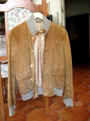 Giubbino giacca renna taglia usato uomo  e62a12c89d9