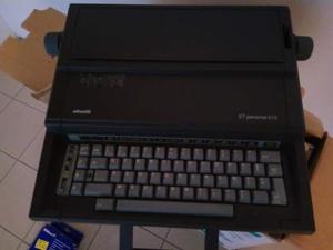 Macchina da scrive elettrica Olivetti