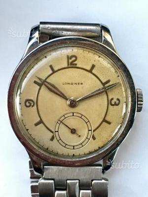 Orologio Longines Calatrava Vintage originale