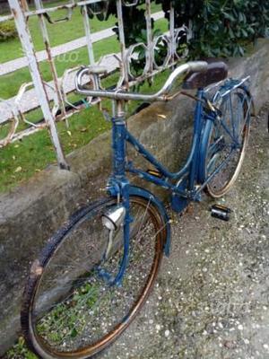 Bicicletta Mondial Posot Class