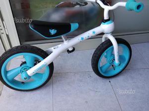 Bicicletta bimbo training bike